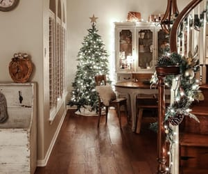 christmas, decorations, and holiday image