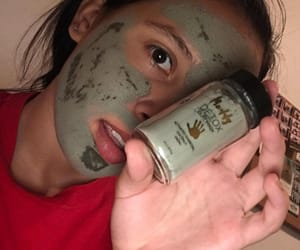routine, masks, and skin image
