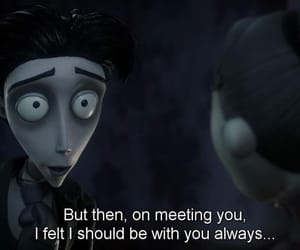 aesthetic, corpse bride, and love image