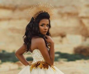 actress, beautiful, and dress image
