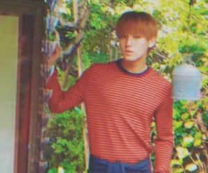 visual line, Seventeen, and mingyu image