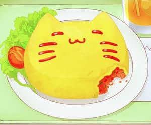anime, anime food, and cute image