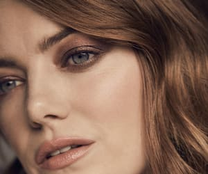 emma stone and the hollywood reporter image