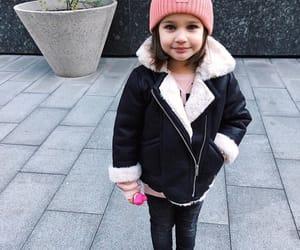 child, jacket, and kid image