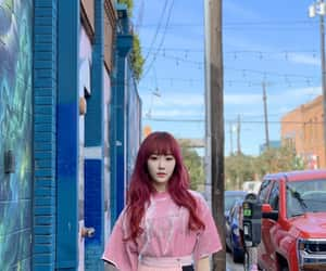 cute, soso, and gwsn image
