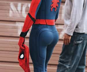 Avengers, tom holland, and booty image