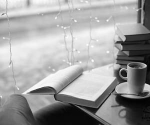 Rainy days are best with coffee and books.