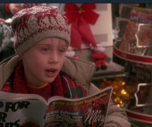 home alone, kevin, and christmas image