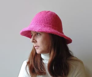 cloche hat, etsy, and sunhat image
