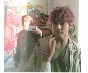 jin, jungkook, and hoseok image