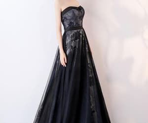 formal, Full Skirt, and gown image