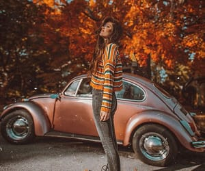 autumn, girl, and inspo image