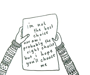 quotes, choice, and text image