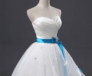 prom dress short, homecoming dress white, and 2018 prom dress image