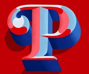 alphabet, illustrations, and pop art image