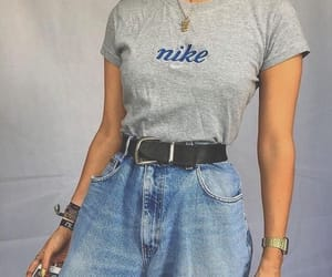 outfit, aesthetic, and grunge image