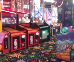 90s, arcade, and childhood image