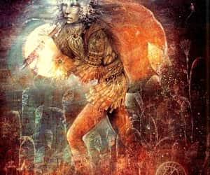 creating, shaman, and the calling image