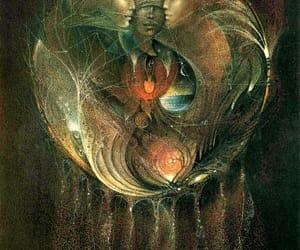 goddess, legend, and journey image