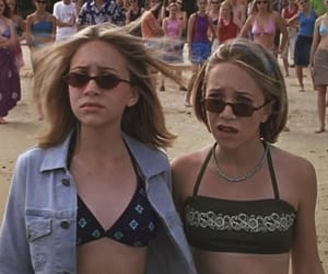 90s, vintage, and beach image