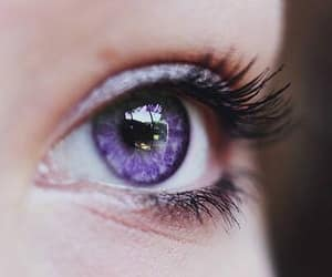 aesthetic, eyes, and girl image