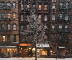 christmas, new york, and new york city image