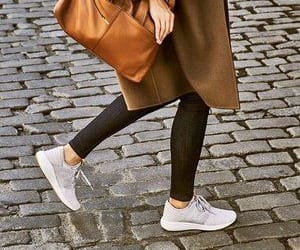 autumn, cities, and fall fashion image
