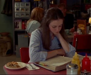 gilmore girls, hard work, and rory gilmore image