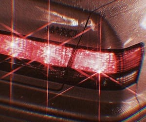 car, aesthetic, and light image