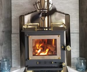 wood burning stove, wood stoves for sale, and small wood stove image