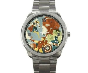 Avengers, sportswatch, and etsy image