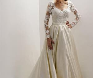 lace wedding dresses, sexy wedding dresses, and wedding dresses for cheap image