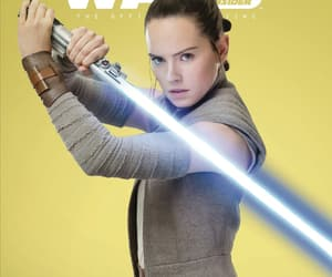 movies, star wars, and rey image