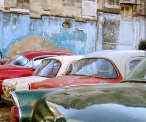 cars, fallout, and old cars image