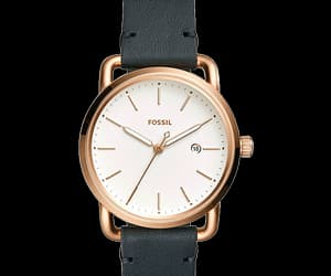 fossil, fossil watches, and branded watches image