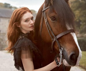 photoshoot and eleanor tomlinson image