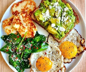 food, healthy, and aesthetic image