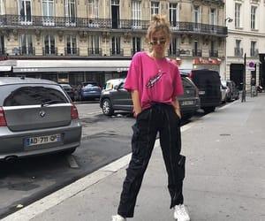 city, fashion, and models image