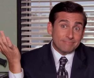 the office, whatever, and what image