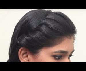 Easy, hairstyles, and video image