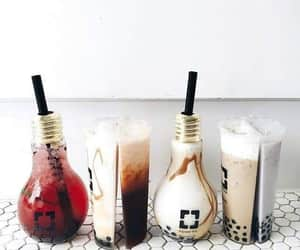 bubble tea, drink, and photography image