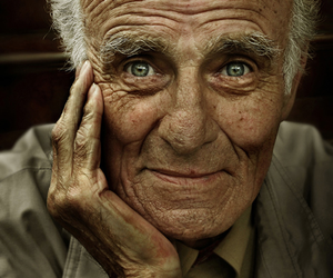 happy, old man, and photography image