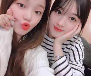 clc, seunghee, and oh my girl image