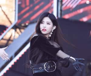 girl, idol, and leader image