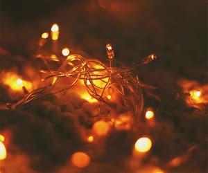 christmas, lights, and decor image