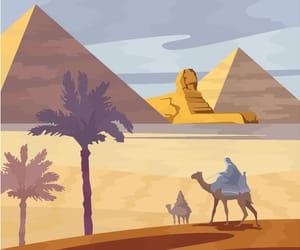 animal, sable, and désert image