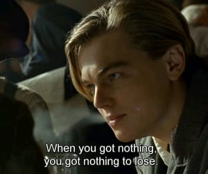 beautiful, jack dawson, and quote image