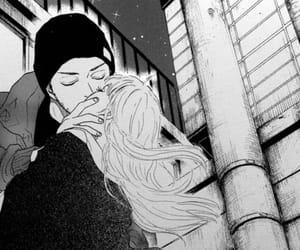 kiss, anime, and anime girl image