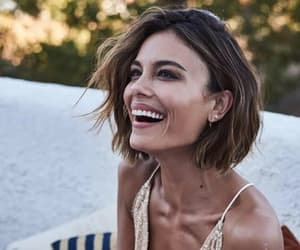 gold dress, happiness, and nathalie kelley image