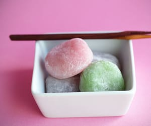 candy, mochi, and colorful image